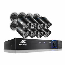 UL-Tech CCTV-8C-8B-BK Wireless CCTV Security Camera
