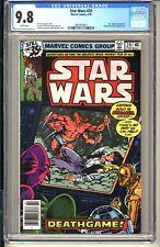 STAR WARS #20  CGC 9.8 WP NM/MT  Marvel Comics 1979 Jedi Vader Skywalker (vol 1)