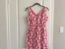 Vintage Lilly Pulitzer Dress Adorable Rare Size 4 *This seller will be away Dec.