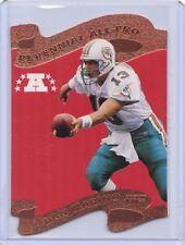 1997 Pro Line Perennial All-Pro DC QB card lot Dan Marino John Elway Brett Favre