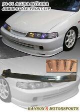 JDM Frontend Mu-gen Style Front Lip (PP) Fits 94-01 Integra