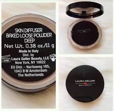 Laura Geller Skin Diffuser Baked Loose Powder Deep New! Full Size