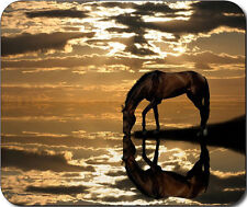 Horse Nature Scenic photo Large Mousepad Mouse Pad Great Gift Idea