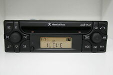 Original Mercedes Audio 10 CD MF2199 CD-R Alpine Becker Autoradio Tuner Radio 09