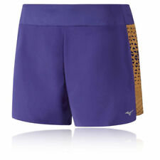 Shorts de fitness violet pour femme