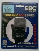 Honda CG125 (2004 to 2008) EBC Organic FRONT Disc Brake Pads (SFA54) (1 Set)