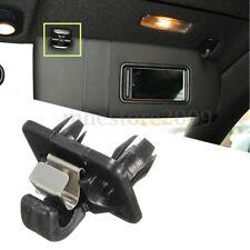 #8U0857562A Car Interior Sun Visor Clip Holder For A1 A3 S3 A4 S4 A5 S5 Q3 Q5 TT