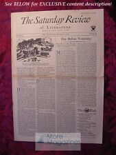 SATURDAY REVIEW November 18 1933 Charles Seymour David Mccord John Corbin