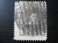NEWFOUNDLAND Sc. #42 used stamp! SCV $10.00
