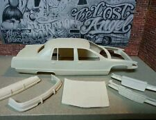 93-96 Cadillac Fleetwood Brougham Resin kit lowrider. READ DESCRIPTION