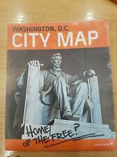 Tom Clancy's The Division 2 world map poster only from the dark zone edition new