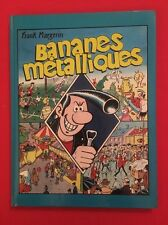 BANANES MÉTALLIQUES VOTEZ ROCKY DOUBLE ALBUM 1984 BON ÉTAT BD BANDES DESSINÉES