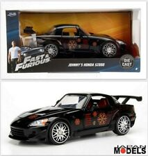 Fast & Furious JOHNNY'S  HONDA S2000 Die Cast 1/24 Jada Toys 99541 New Nuovo