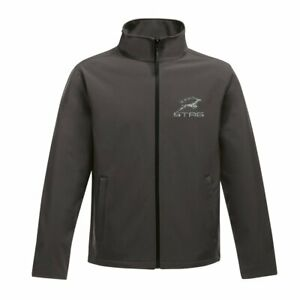 Triumph Stag Embroidered Logo Full Zip Softshell Jacket Personalised Free P&P