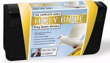 The Complete Audio Holy Bible: King James Version Audio CD NEW