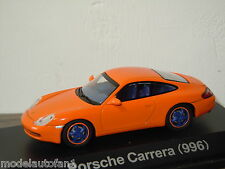 Porsche 911 996 Carrera Coupe van Schuco Modell Fahrzeug 1:43 in Box *24069