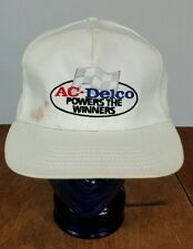 Vintage ACDELCO Snapback Hat Cap Batteries Racing Sprint Car Nascar Dirt