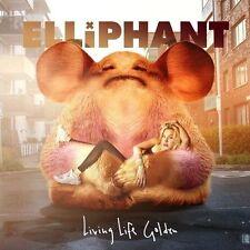 ELLIPHANT Living Life Golden CD BRAND NEW