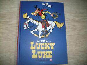 LUCKY LUKE L'INTEGRALE VOLUME 3 (MORRIS) - DUPUIS 2021