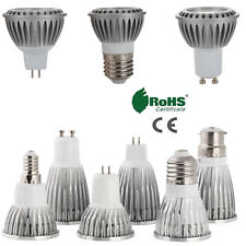 GU10 MR16 E27 E14 LED COB Spotlight Bulb 6W 9W 12W 15W Light Lamp Ultra Bright H