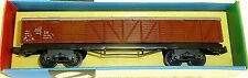 Sealed DB covered goods wagon Brown 0401 Arnold Rapido 200 NEW ORIGINAL