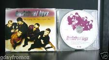 Backstreet Boys - As Long As You Love Me 4 Track CD Single
