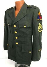 1968 US Army USATC Armor Command Enlisted Jacket