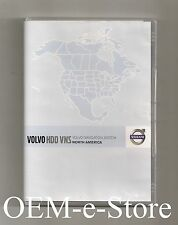 2007 2008 2009 2010 Volvo XC90 HDD Navigation DVD U.S Canada Map Version 2010