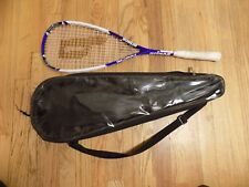 Prince Triple Threat Airo Bolt squash racquet