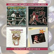 Jerry Lee Lewis - Together/Live At The International, Las Vegas/In Lov (NEW 2CD)