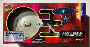 Diamond Select 25th Star Trek II Wrath Of Khan Enterprise 2007 - MIB - Unopened