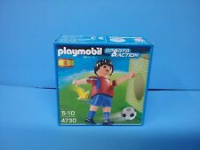 Playmobil 4730 soccer player Spain NEW for collectors mint in Box rare 162
