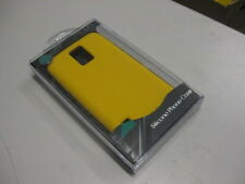MOVE Silicone phone Case Mustard colour To suit Samsung S5 PR1691