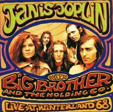 Live at Winterlan'68 - Janis Joplin CD Columbia
