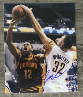 Josh McRoberts Indiana Pacers Autographed Signed 8x10 Photo