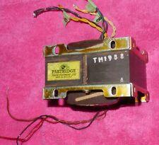 Partridge Output Transformer Marshall Selmer