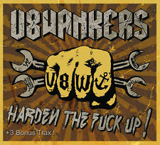 V8 WANKERS - HARDEN THE FUCK UP! DIGI CD + 3 BONUS TRACKS mit Angry ROSE TATTOO