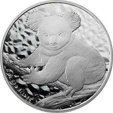 Australien 1 Dollar 2009 Koala Bär Silber Anlagemünze