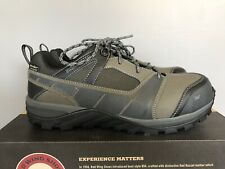 Red Wing Irish Setter Lace Work Shoe Safety Toe Rockford Mens 9.5 E2