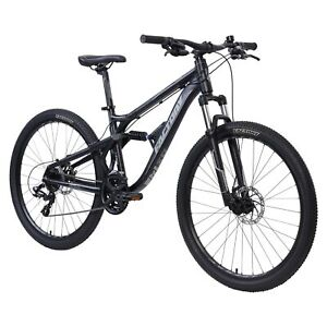 "Factory DS142 27.5"" Dual Suspension Mountain Bike"