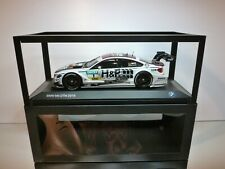 NOREV BMW M4 DTM 2015 TEAM RMG - MARCO WITTMANN - WHITE 1:18 - EXCELLENT IN BOX