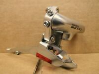 New-Old-Stock Shimano RX100 (Second Generation) Front Derailleur...28.6 mm Clamp