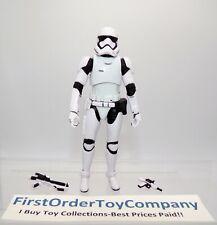 "Star Wars Black Series 6"" Inch First Order Stormtrooper Loose Figure COMPLETE"