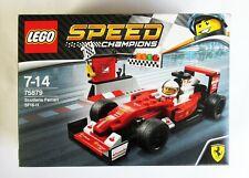 LEGO 75879 - Speed Champions - Scuderia Ferrari SF16-H - Neu & OVP