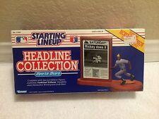 Starting Lineup Headline Collection Sports Stars. Rickey Henderson. Athletics