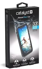Case Catalyst Waterproof for iPhone X - BLACK - CATIPHOXBLK