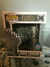 Iron Throne (Game Of Thrones) 2015 NYCC Limited Edition Funko Pop! Figure