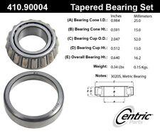 C-TEK Standard Wheel Bearing & Race Set fits 1968-1994 Subaru Justy 360  C-TEK B