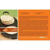 Tortilla Warmer Mexi 1000 Tortw Terra Cotta Insulated Microwavable