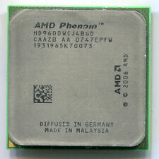 AMD Phenom X4 9600 socket AM2+ CPU HD9600WCJ4BGD 2.3 GHz quad core 95W